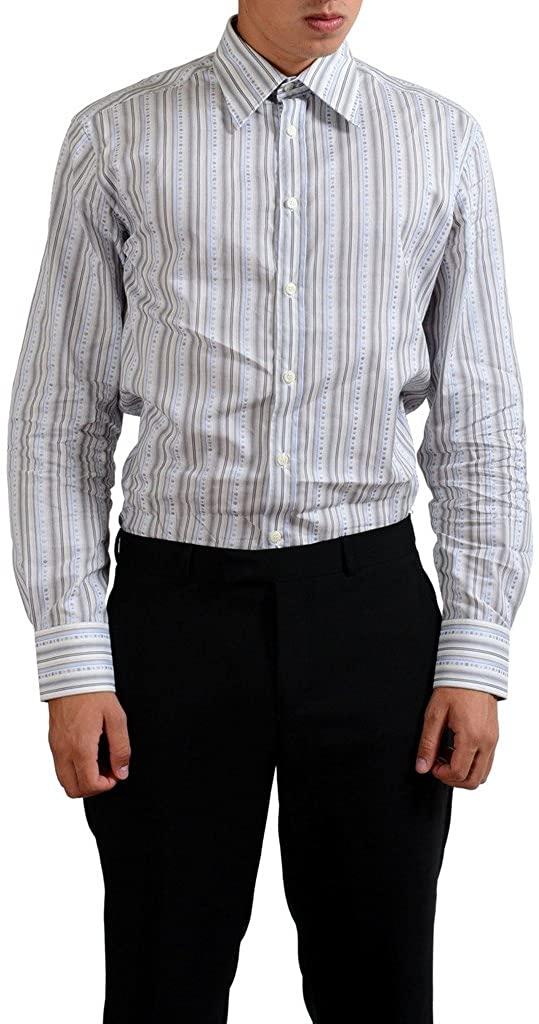 Versace Collection City Men's Dress Shirt