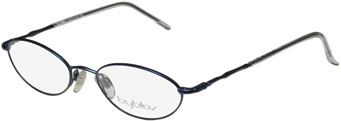Byblos 780 Womens/Ladies Designer Full-rim Simple & Elegant Hip Made In Italy Eyeglasses/Eye Glasses
