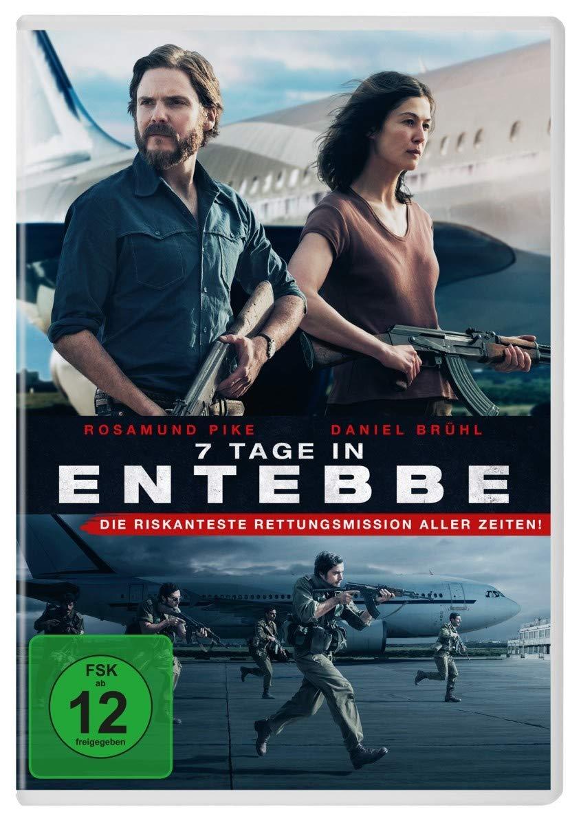 7 Tage in Entebbe [DVD] [2017]