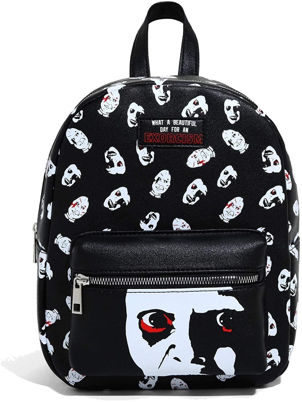 The Exorcist Pazuzu & Regan Mini Backpack