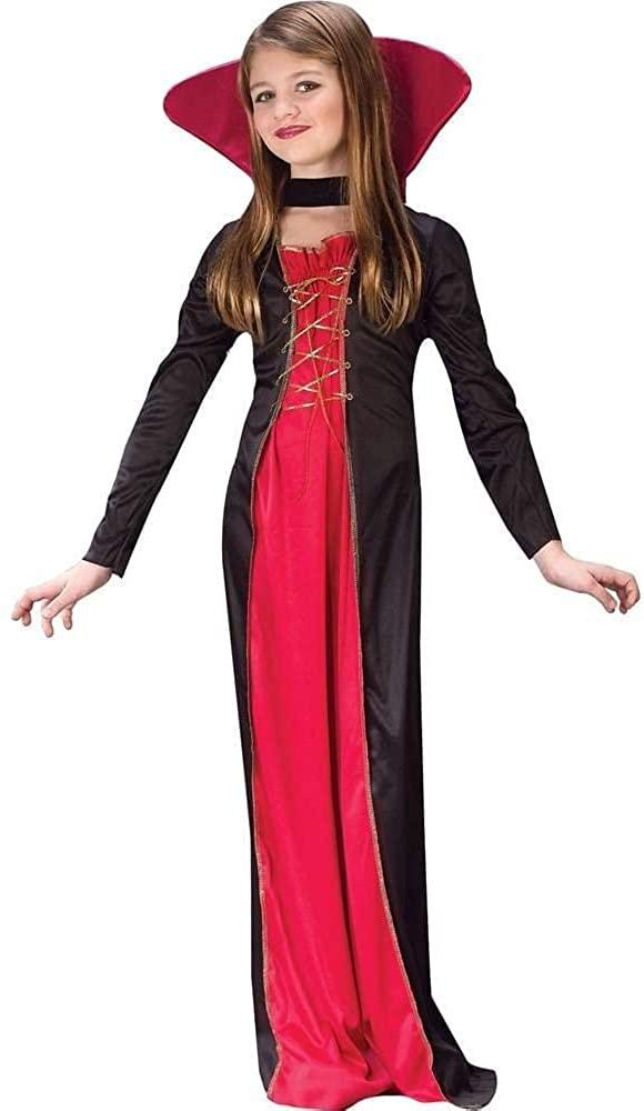 Fun World Girls Victorian Vampiress Costume