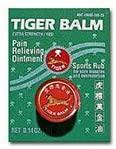 Tiger Balm Ointment White Regular Strength 4 grams (0.14 oz.) (a)