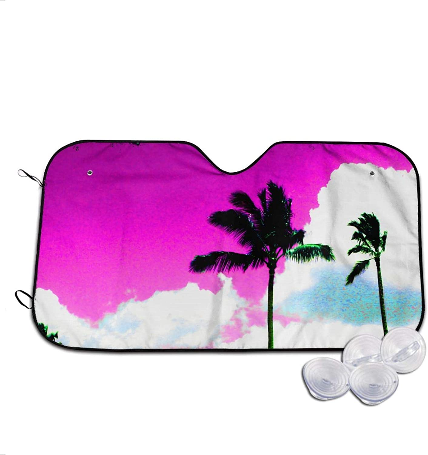 Iration Sample This Car Universal Sunshade to Keep The Vehicle Cool The Best Uv Sunshade Can Protect Your Car from Direct Sunlight Medium