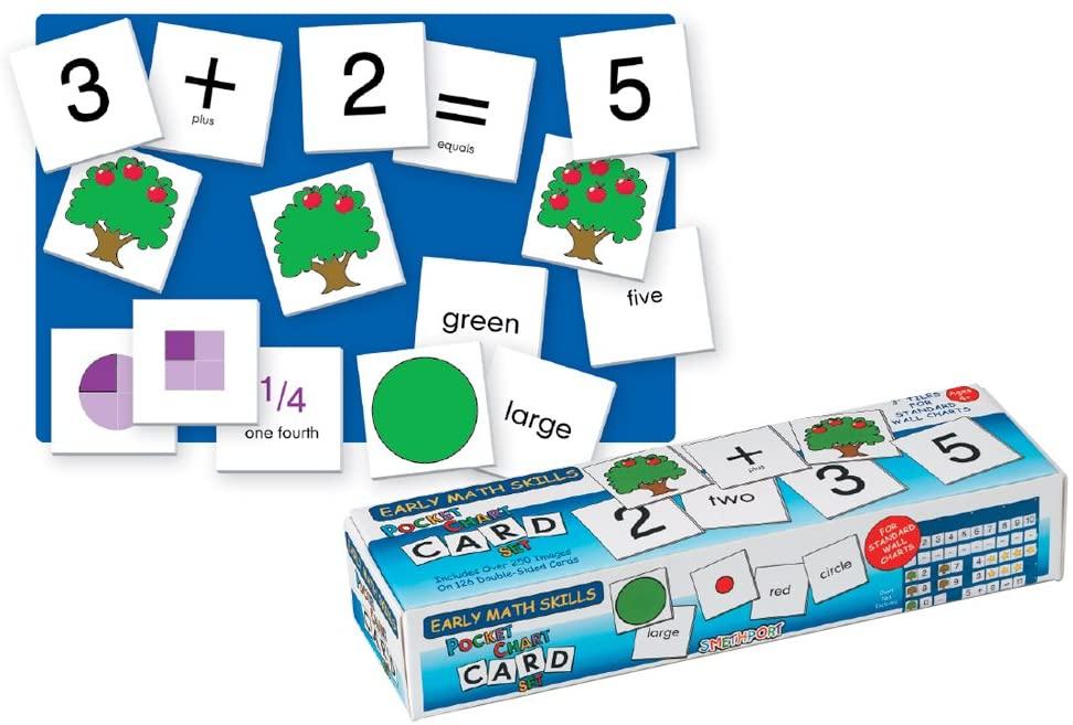 Lauri Pocket Chart Cards - Early Math Skills