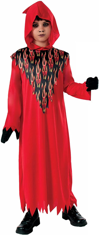 Forum Novelties Devil Hooded Child Costume, Large