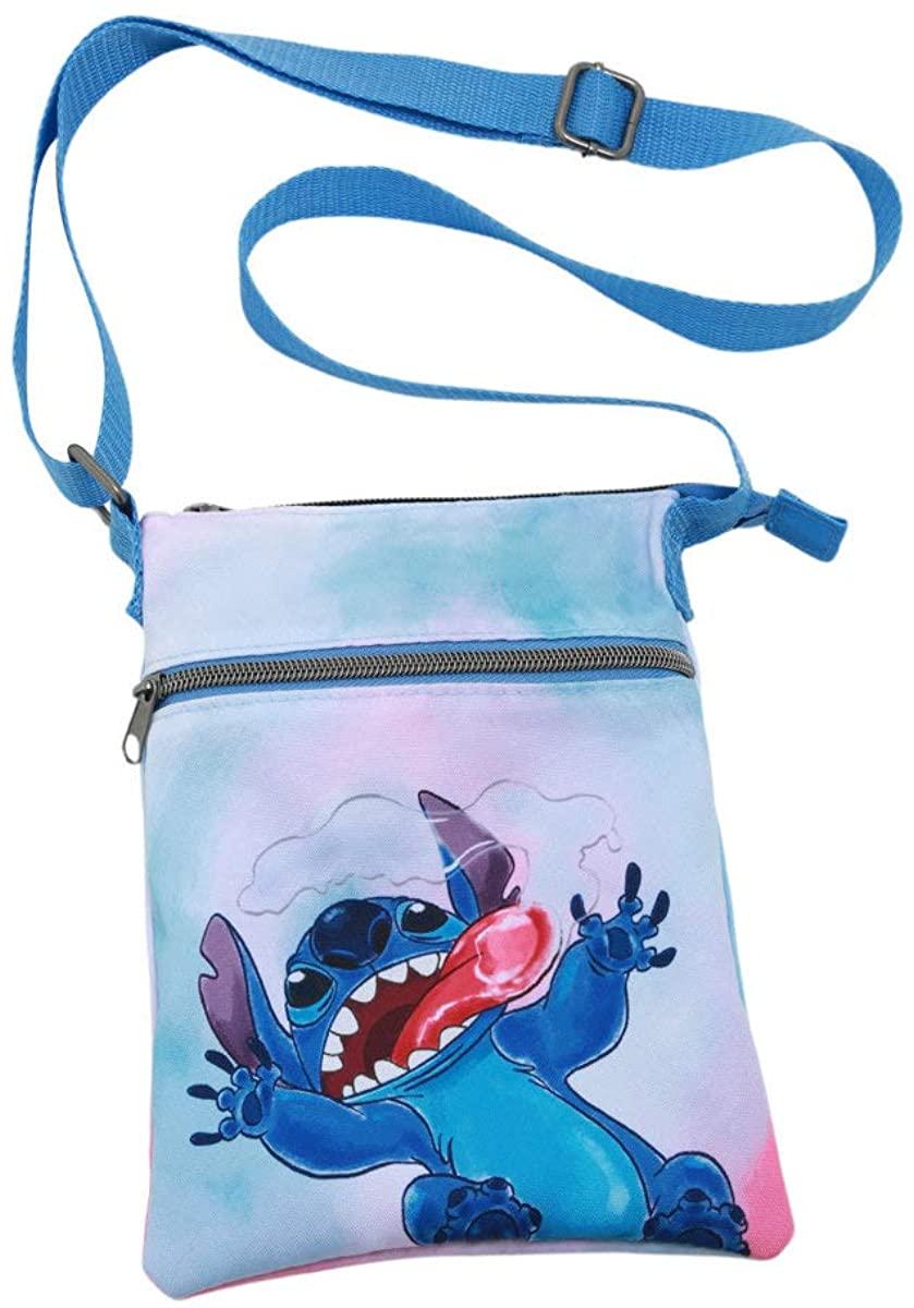 Loungefly Disney Lilo & Stitch Passport Crossbody Bag