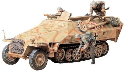 Tamiya Models SdKfz 251/1 Ausf D Hanomag Model Kit
