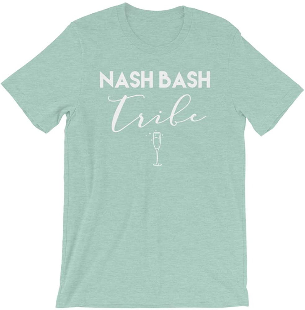 Nashville Bachelorette Party Shirts, Nash Bash Tribe, Nash Bash T-Shirts, Country Bachelorette Shirts,Bridal Party T-Shirt,Bridesmaid
