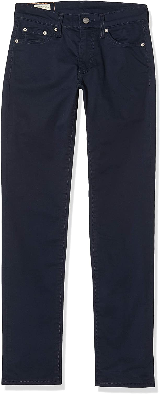 Levi's Men's 511 Slim Chinos, Blue, 31W x 32L