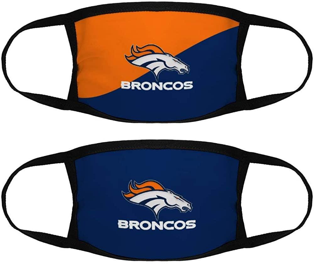 Dust Reusable Cover Face Scarf 2 PCS Neck Gaiter Balaclava Bandana Headwear for Men/Women