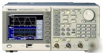 Tektronix AFG3102 Arbitrary Function Generator, 100 MHz, 2 Channel (Renewed)