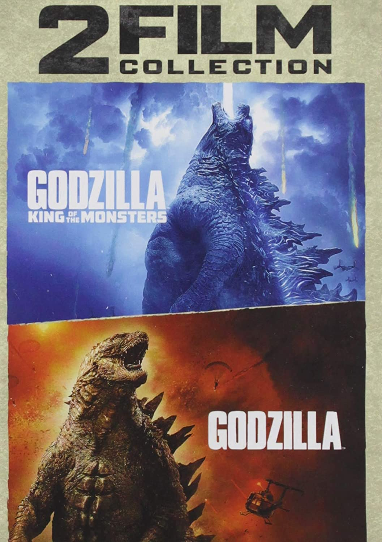 Godzilla/Godzilla: KOTM (DBFE/DVD)