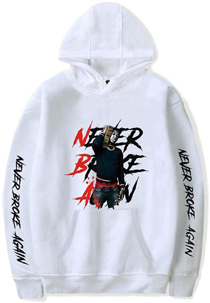 Rendechang NBA Youngboy Never Broke Again Adult Unisex Sweatshirt Pullover Hoodies S