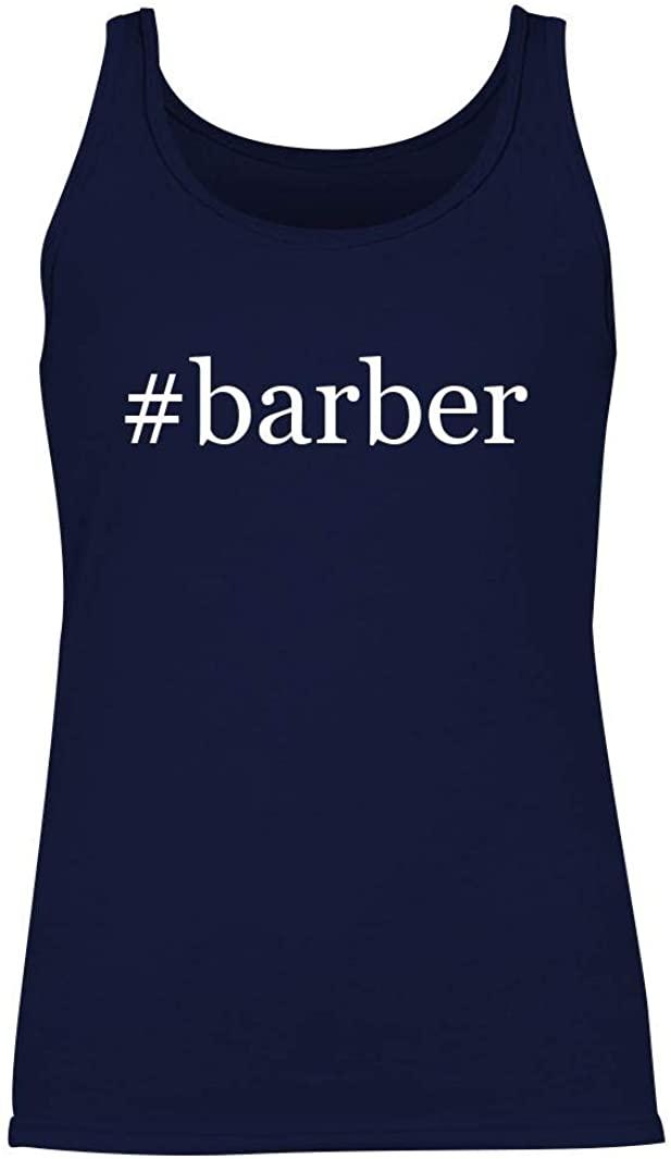 #barber - Women's Hashtag Summer Tank Top