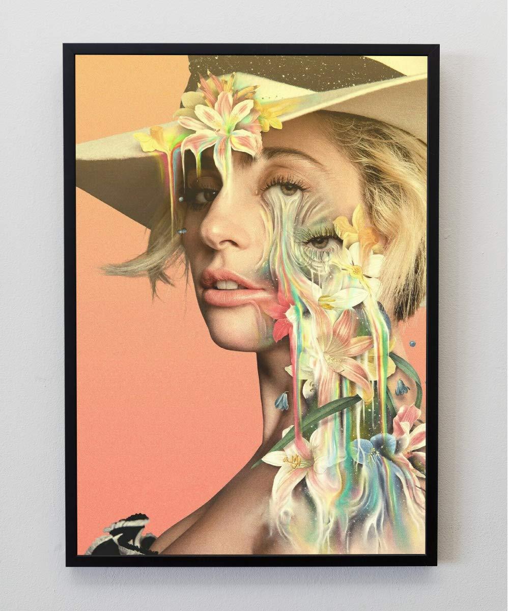 Lady Gaga POSTER/Lady Gaga artwork/Lady Gaga decor