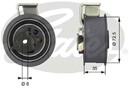 Gates T43019 Tensioner Pulley, timing belt