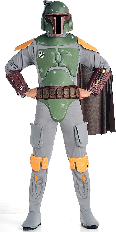 Rubie's Star Wars Boba Fett Deluxe Adult Costume