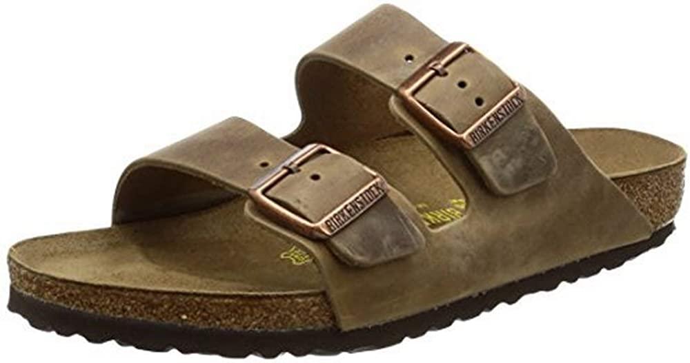 Birkenstock Arizona Leather Sandal - Women's Tobacco Oiled Leather