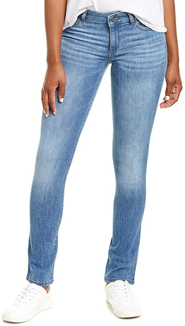 DL1961 Women's Nicky Cigarette Jeans in Whitman