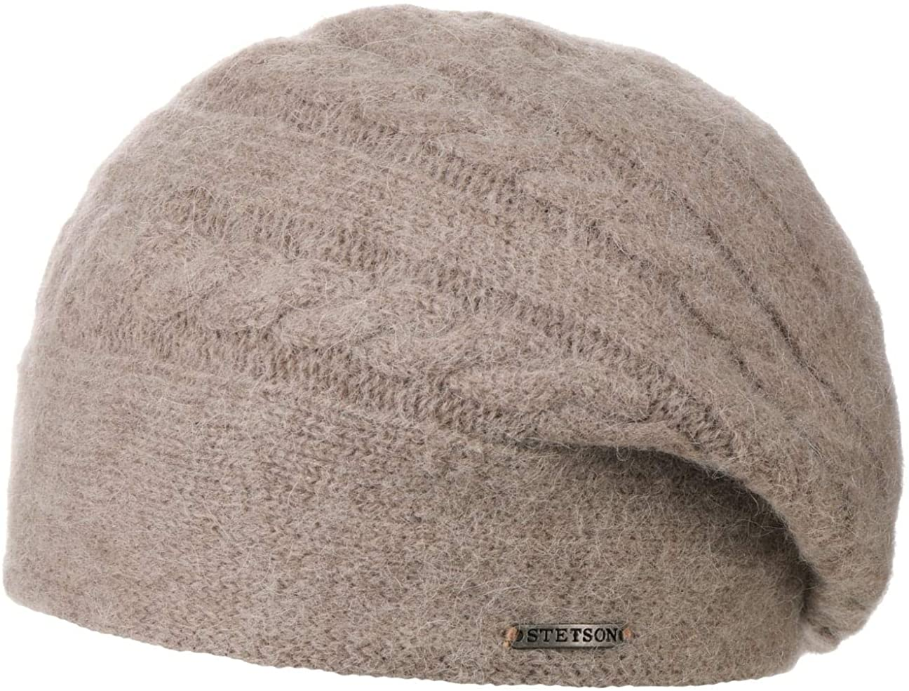 Stetson Itasca Alpaca Wool Knit Hat Women -