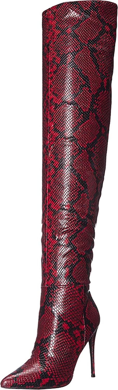 Steve Madden Women's Casual Over-The-Knee Boot