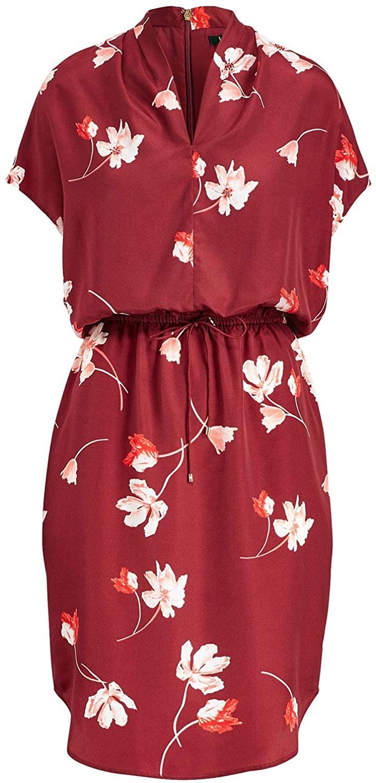 Lauren by Ralph Lauren | Floral Crepe Dress | Multi