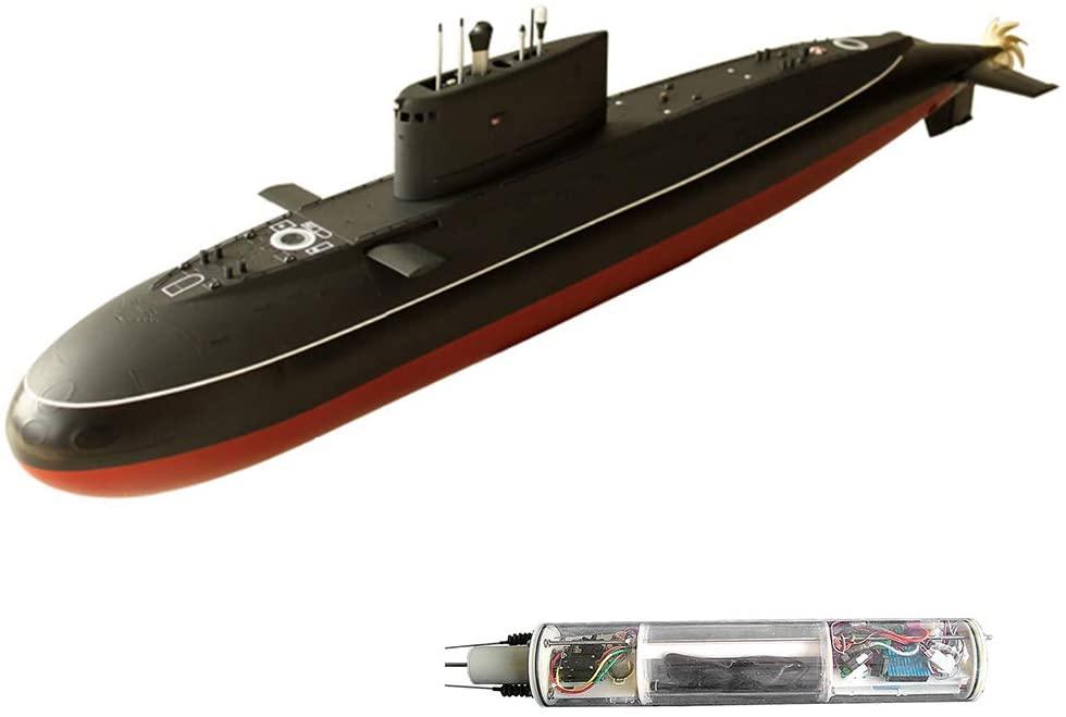 Arkmodel 1:72 Russia Project 877EKM/636 Kilo Class Attack Submarine Plastic Ship Model KIT,Kilo with WTC Pump KIT