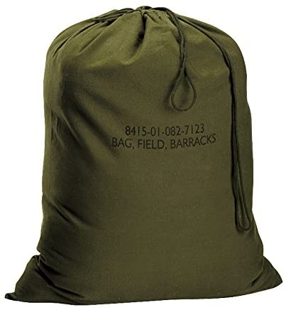 Rothco G.I. Type Canvas Barracks Bag