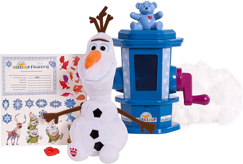 Build A Bear Disney's Frozen Workshop Olaf Stuffing Station