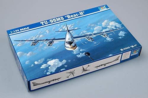 Trumpeter Tu-95MS Bear-H Building Kit