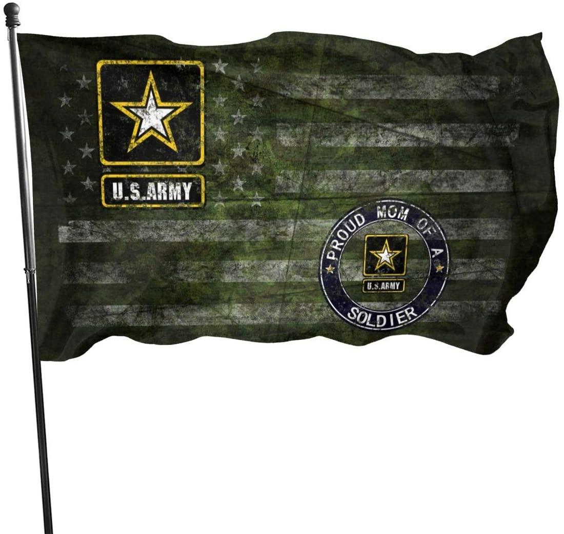 ~ Us Army Logo Outdoor Flag Home Garden Flag Flag Breeze Flag American Flag Decorative Flag 3 by 5 Foot Flag