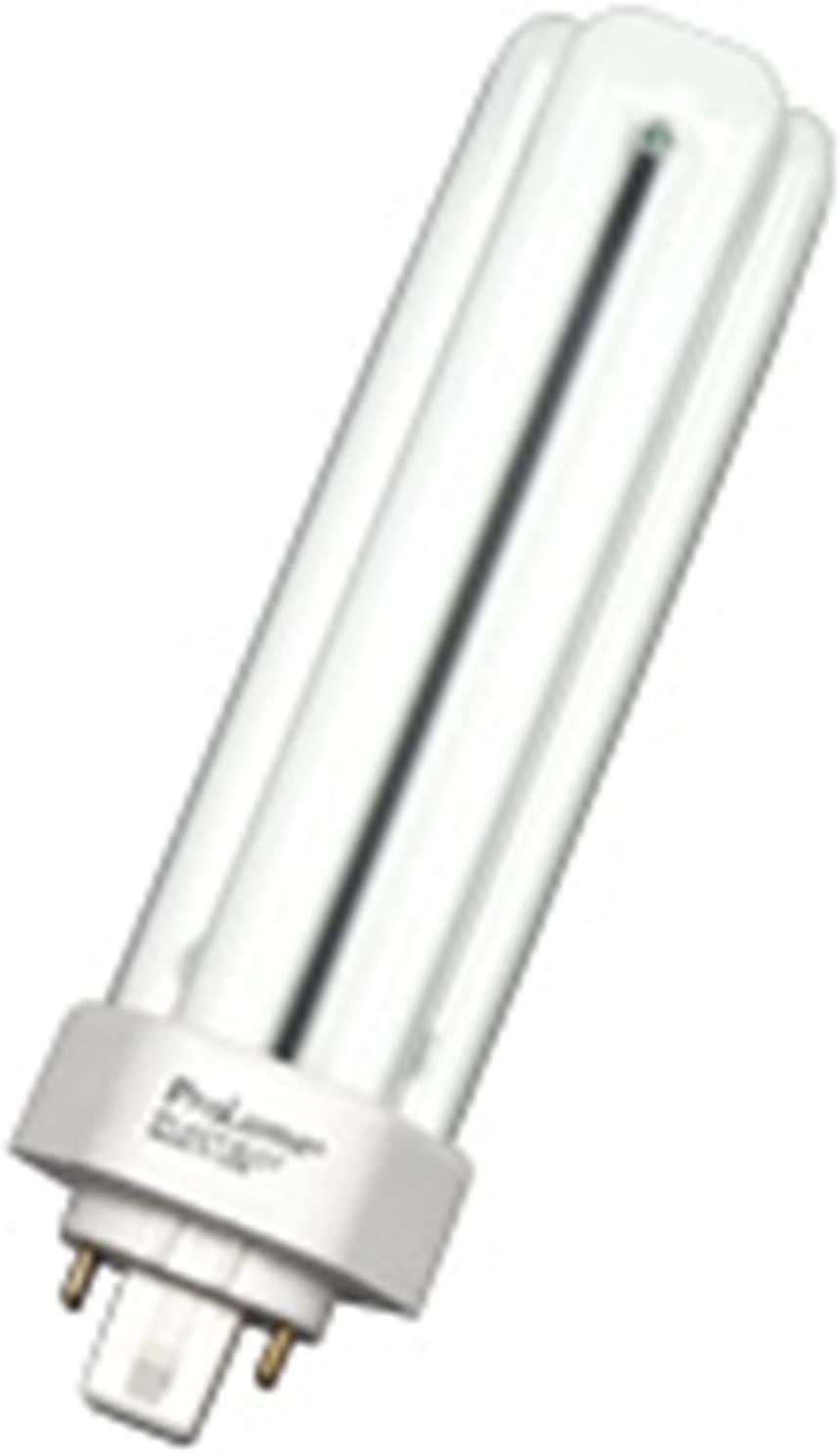 25 Qty. Halco 42W Triple 5000K GX24Q-4 PRO ECO PL42T/E/50/ECO 42w CFL Natural White EOL Lamp Bulb