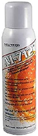 NI-712 Odor Eliminator, Orange Continuous Spray