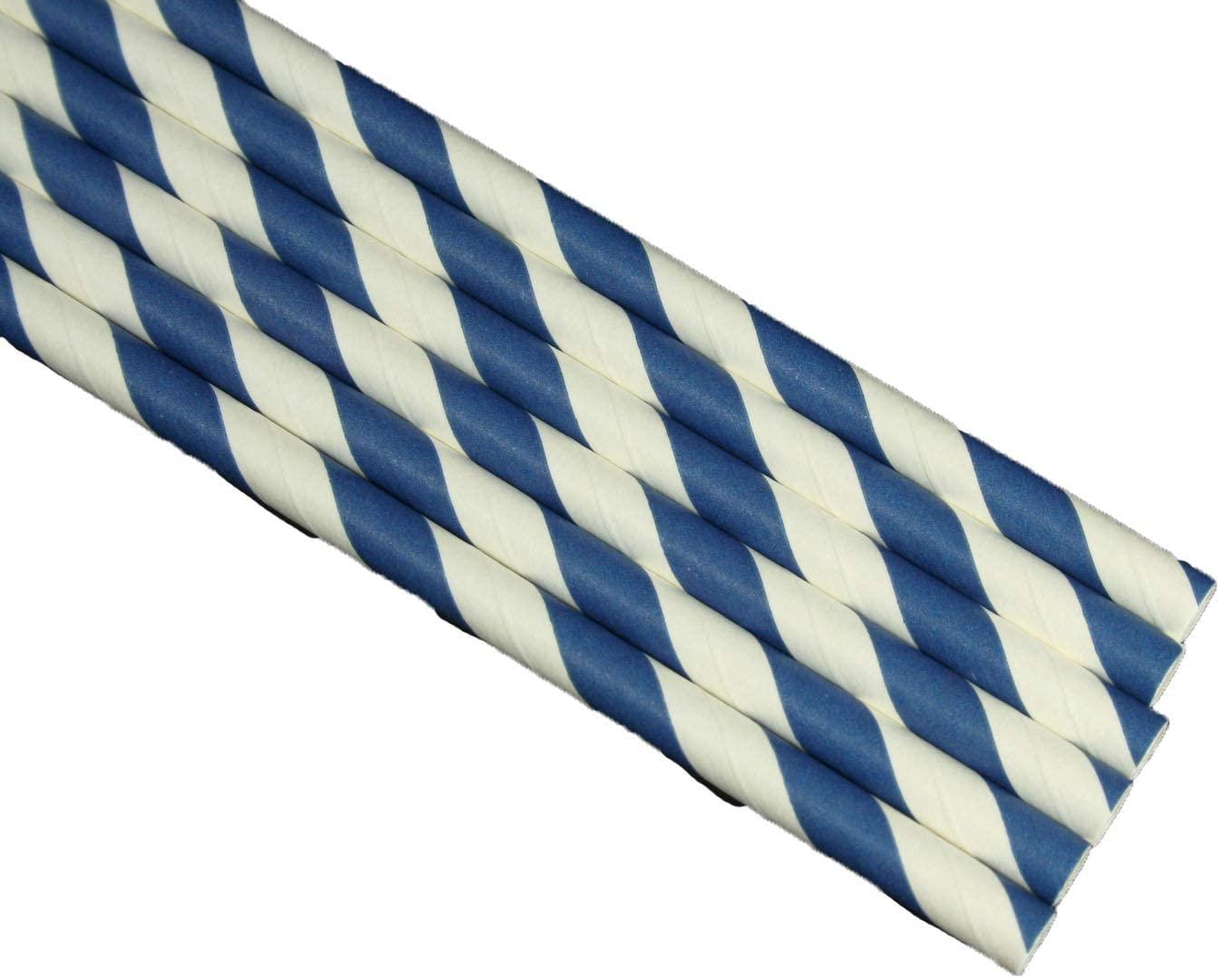 12 Striped Design Eco-Friendly 7.75