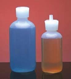 Dynalon 605065-0160 LDPE Dropping Dispensing Bottle, 500mL Capacity (Case of 24)