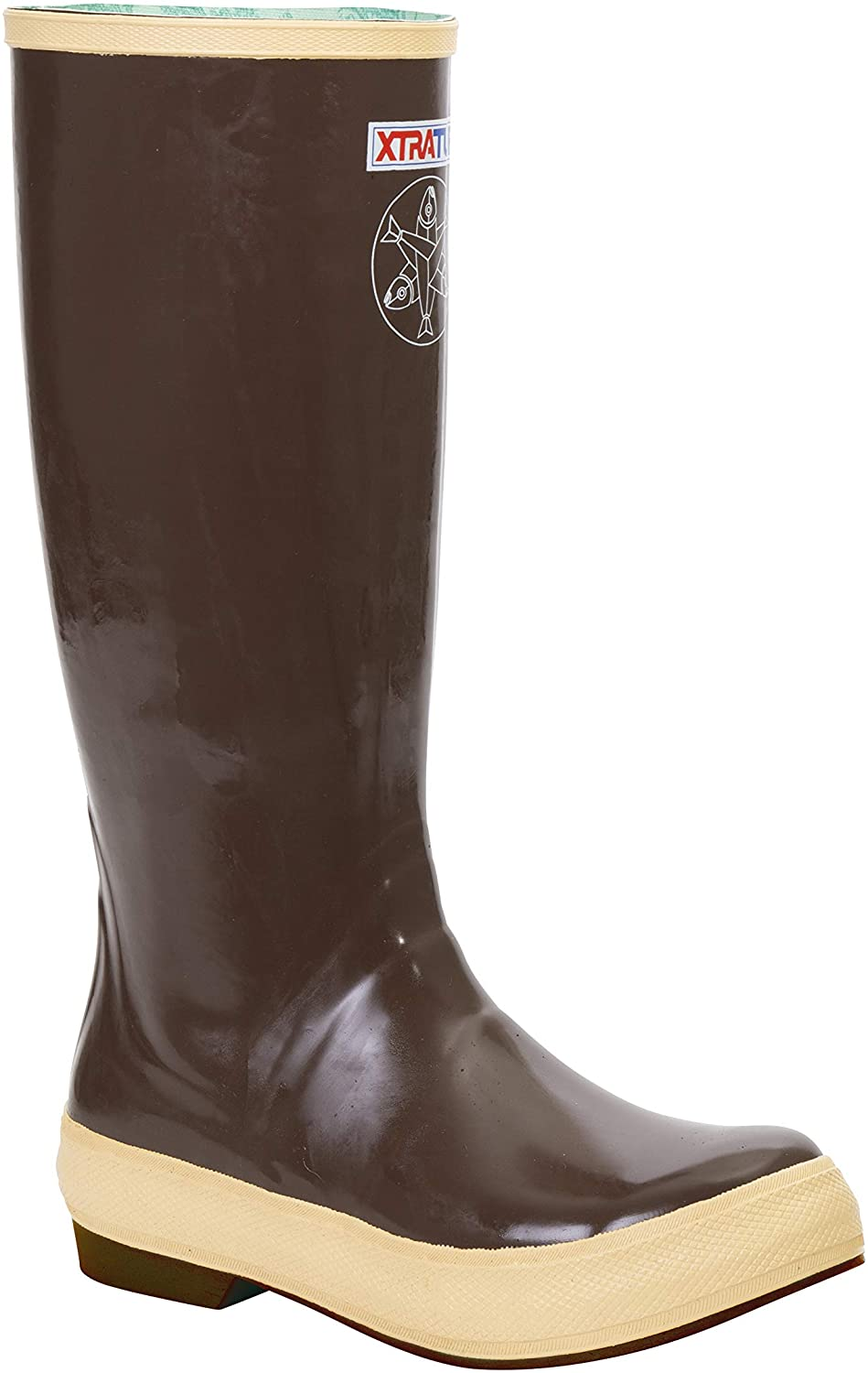 Xtratuf Women'S Salmon Sisters 15 In Legacy Boot (22315Ss), Brown, 11