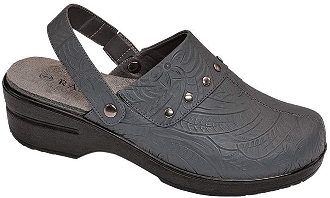AmeriMark Women's Adult Loni Clog Casual Shoes