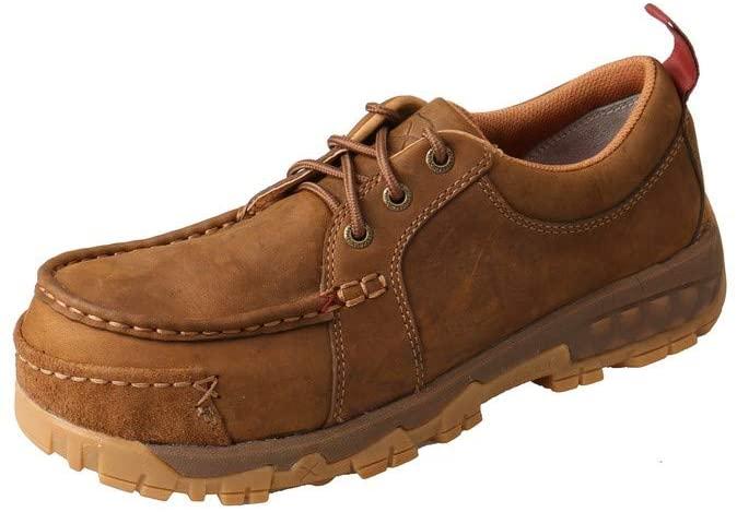 Twisted X Women's Comp Toe Work Shoes Moc - Wxcc002