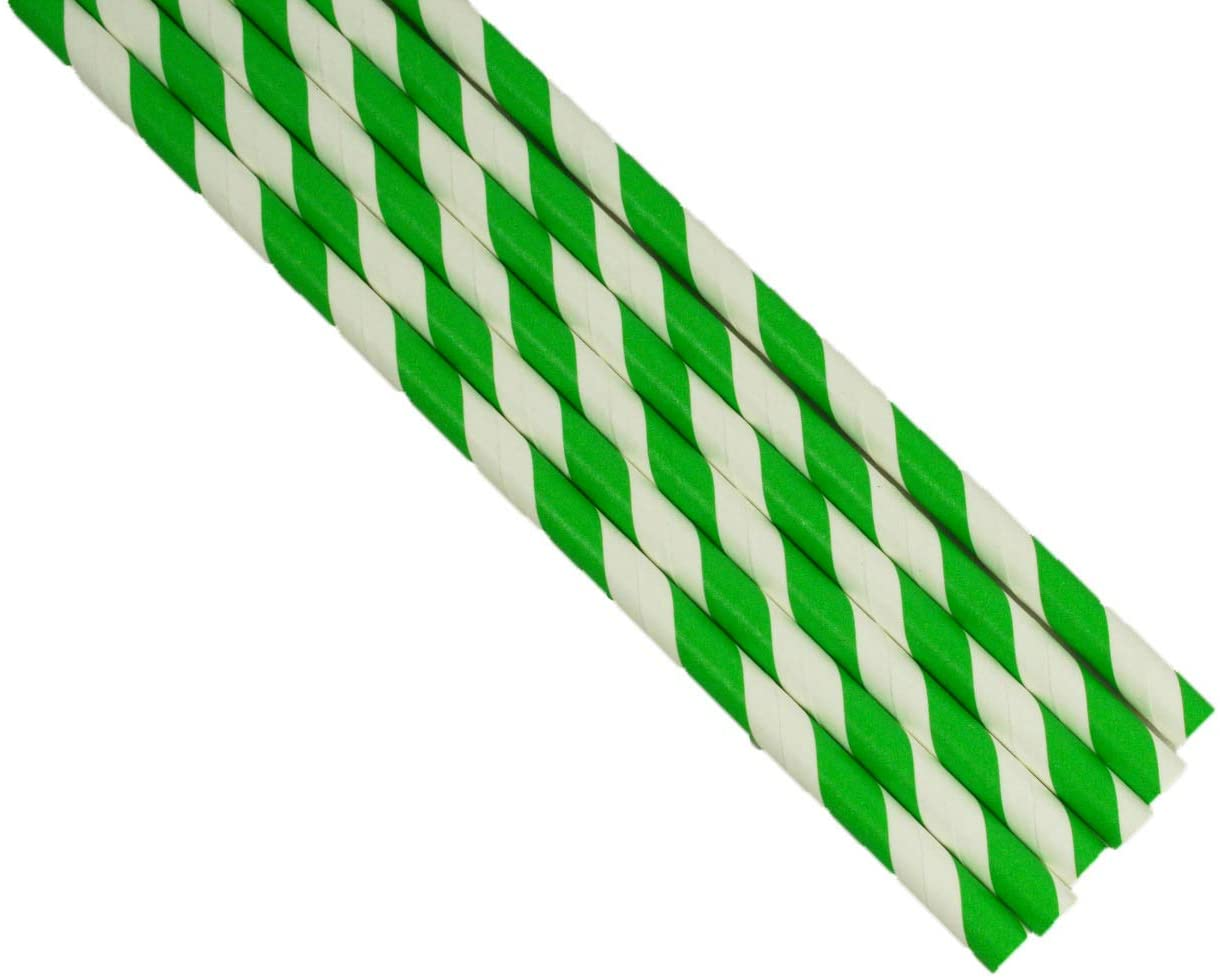 30 Striped Design Eco-Friendly 7.75