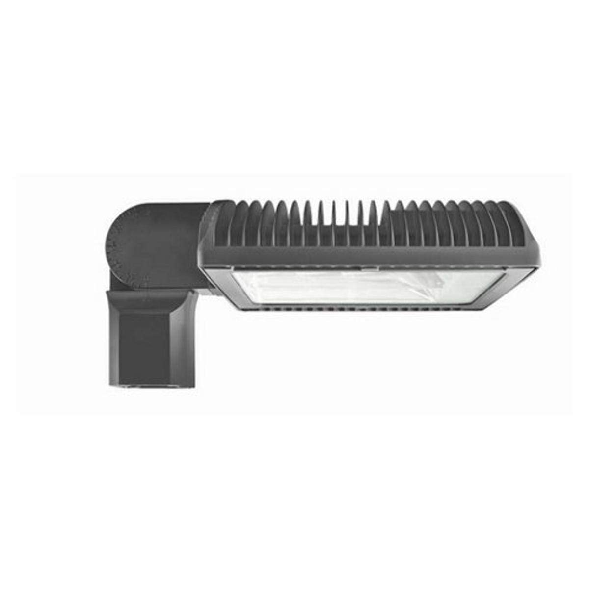 RAB Lighting ALED2T105SFN/480 LED High Wattage Type II Area Light, Standard Type, 4000 K (Neutral) Color Temperature, Bronze Finish