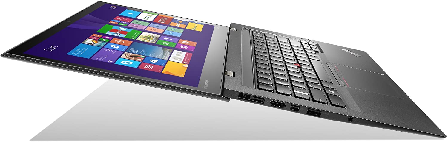 Lenovo Thinkpad X1 Carbon 20A70037US Touch 14-Inch Touchscreen Ultrabook - Core i7-4600U, 14