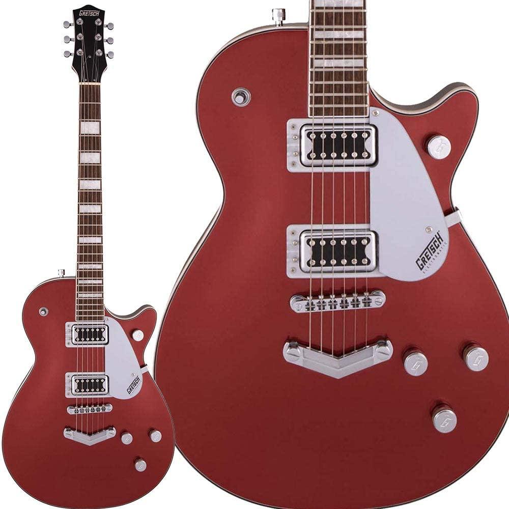 Gretsch G5220 Electromatic Jet BT Single-Cut Electric Guitar (Firestick Red)