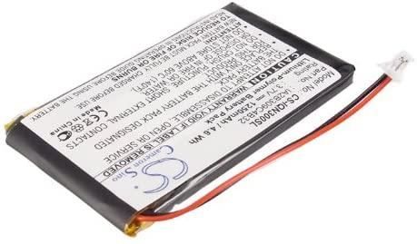 Cameron CS-IQN300SL 1250mAh Li-pl GPS Battery For Garmin Nuvi 300, Nuvi 300T, Nuvi 310, Nuvi 310D, Nuvi 310T, Nuvi 350, Nuvi 350T, Nuvi 360, Nuvi 360T, Nuvi 370