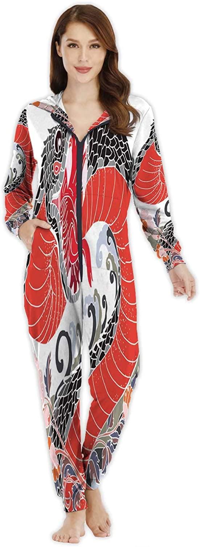 Scared Dog Waiting on The Vet Spain,Women's Onesie Pajamas Sportswear Veterinarian M