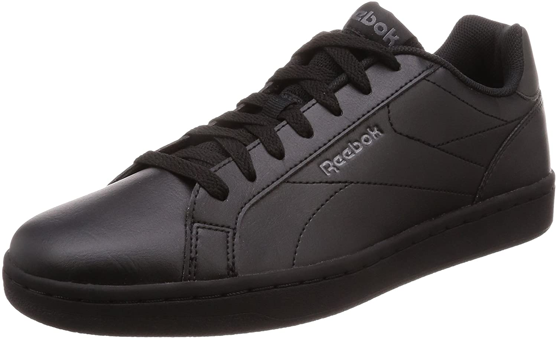 Reebok Men's Gymnastics Shoes, Black Nm Black Ash Grey Reflective Nm Black Ash Grey Reflective, 8.5 us