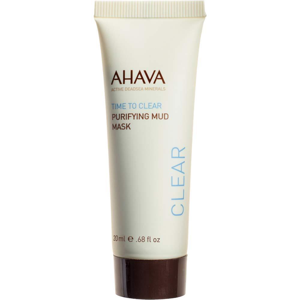 AHAVA Purifying Dead Sea Mineral Mud Mask, 0.68 Fl. Oz