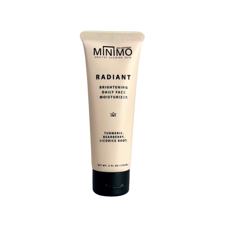 Minimo Radiant Brightening Daily Face Moisturizer