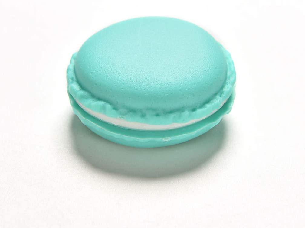 UKURO Small Jewelry Packaging Display Gift Candy Color Macaron Showcase Pill Case Jewelry Storage Organizer Box