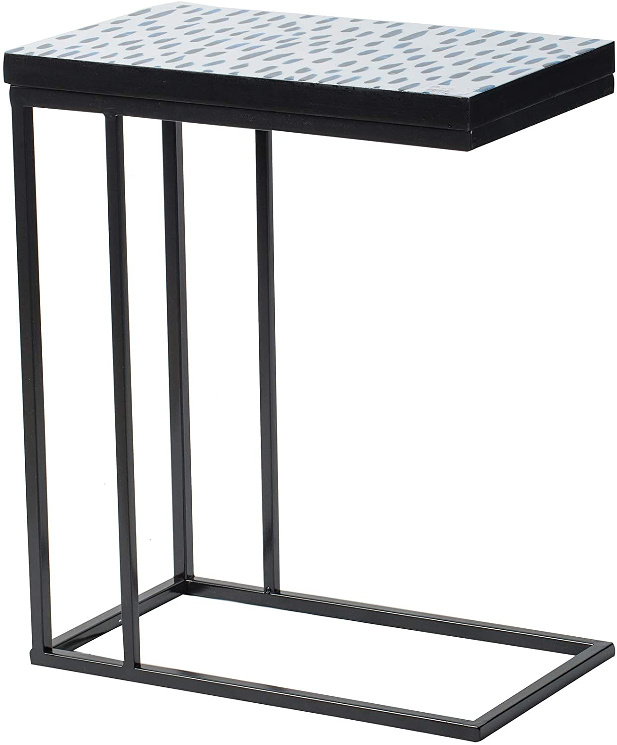 A&B Home Side Tables, Black, Indego