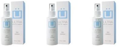 Ultra Hair Away Hair Inhibitor 3 Bottles